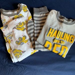 Carters Boys Pajamas
